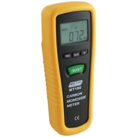 Digital Carbon Monoxide Meter