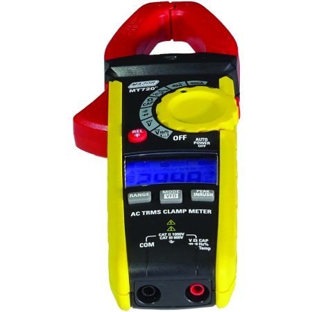 400A AC TRMS Clamp Meter