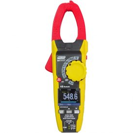 1000A AC/DC TRMS Clamp Meter with Bluetooth