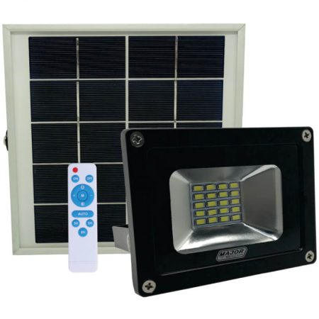 10W Solar Power LED Floodlight