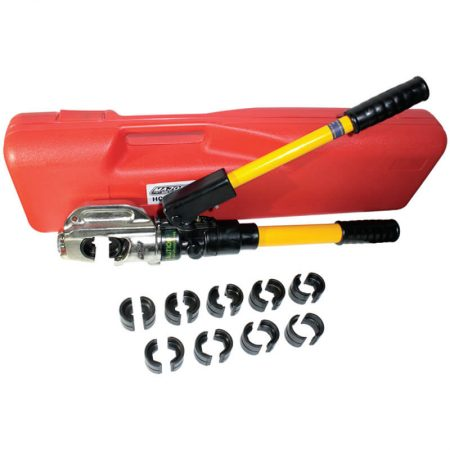 Hydraulic Crimping Tool Set