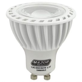 5W GU10 Dimmable Lamps