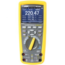 Industrial Multimeter and Oscilloscope