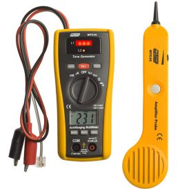 2-In-1 Tone and Probe and DMM