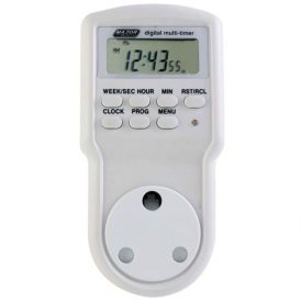 12 On/Off Digital Programmable Timer
