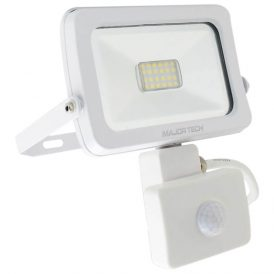 10W PIR LED Floodlights