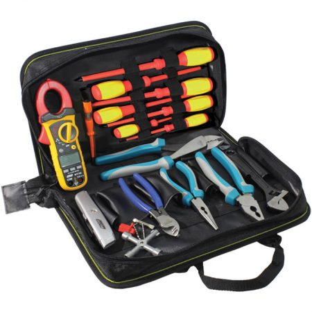 Toolkit with Digital Clamp Meter