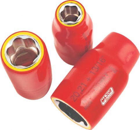 12mm VDE 1/2 Insulated Socket
