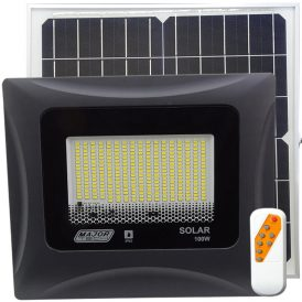 100W Solar Power LED Floodlight