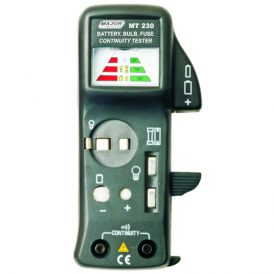 Battery & Continuity Tester