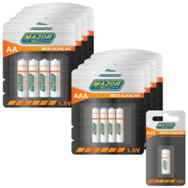 Maxi Alkaline Battery Combo